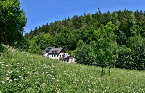 Penzion Bartošova pec v Českém ráji