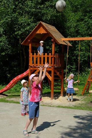 Pobyty rodin v  penzionu Bartošova pec